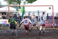 Deutsche Moorfußball Meisterschaft 2014: Alle Titelverteidiger sind wieder dabei