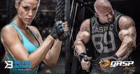 GASP Tee-Shirts – so wird Bodybuilding zum Hingucker.