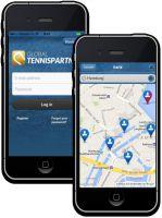 Global-Tennispartner –  DIE Tennis App