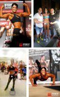 Große Erfolge, eiserne Körper und starke Frauen auf den Bühnen: Irina Wagner wird zweifache Deutsche Meisterin