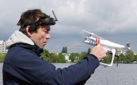 Hochschule Macromedia Hamburg sorgt bei Vattenfall Cyclassics für spektakuläre Luftbilder
