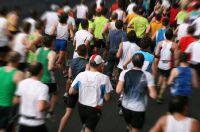 Marathon Messe in Frankfurt