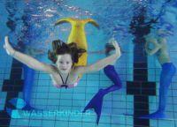 Mermaiding in Aachen: Schwimmen wie eine Meerjungfrau – ab sofort im Abo