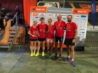 Team Sportona qualifiziert sich für das Finale der Deutschen Firmenlaufmeisterschaft