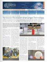 """""""Industrielle Revolution durch 3D-Druck"""" – die neue Fachzeitung Telematik-Markt.de ist erschienen"""