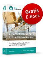 Beliebtes Praxishandbuch rund um die Mitarbeiterführung in der  Gebäudereinigung