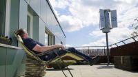Der Binopterus – Wind Energie für Jedermann