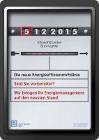 Energieaudit -Frist EDGL-G läuft bis zum 05.12.2015