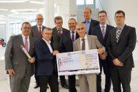 NH/HH Recyclingverein spendet EUR 5.000  für Bürgerinitiative Clean-up-MG e.V., Mönchengladbach