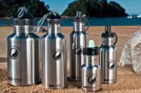 Ökologische Trinkflaschen