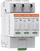 SurgeTrap® PV Überspannungsschutz  mit 1500 VDC Nennspannung