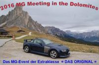 MG Meeting in the Dolomites