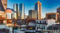 "Am 24. Mai eröffnet im Frankfurter Westend die Rooftop Bar ""FLOWCATION"""