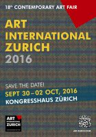 Banner Art Fair Zurich
