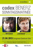 Codex Benefiz Sonntagsmatinée