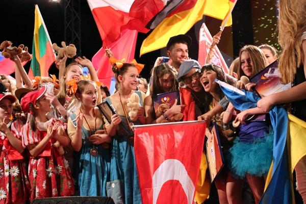 Das große internationale Finale 2012!