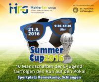 SummerCup 2016 der MaklerFair Group