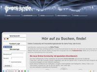 Event-Jungle die brandneue Online-Community für Events & Friends mit Veranstaltungskalender Schweiz, Deutschland und Österreich.