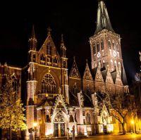 St. Clemens Pfarrkirche Dülken, ein ganz besonderer Ort für einen Krimi. Foto: Pfarrkirche St. Cornelius Dülken