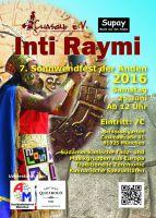 Sonnwendfest Inti Raymi München 2016