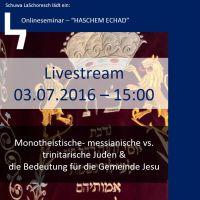 messianische Juden und die Sicht auf Jeschua