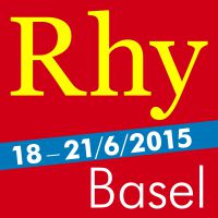 Logo Rhy Art Fair Basel 2015