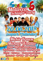 Seepark 6 - Die Mallorca Schlager-Party