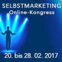 SelbstMarketing Online-Kongress  – Gehe selbstsicher auf die Bühne deines Lebens