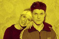 """Verena Bill und Michael Koenen in """"Die besten Tage meines Leben"""" Foto: Dieter Wiesmann"""