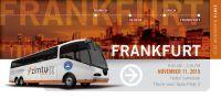 12 Kanadische Unternehmen stellen sich am 11. November 2015 in Frankfurt vor