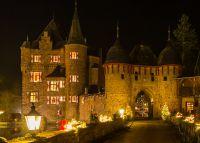Weihnachten Burg Satzvey. Fotograf: Mike Göhre/Der Fotoschmied