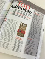 7 der TOP 100 Steuerkanzleien in Deutschland werden von DONGUS HOSPACH PARTNER beraten