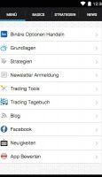 Binäre Optionen Coach ist die Android App für Binäre Optionen Anfänger
