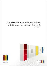 cit erläutert Gründe für hohe Fallzahlen in E-Government-Anwendungen