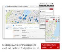 cit zeigt auf der CeBIT 2015 Lösungen für mobiles E-Government