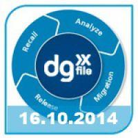 dg file von dataglobal ermöglicht intelligentes Verwalten und Auslagern von Datenbeständen