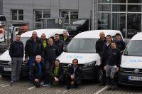 Dreizehn Caddys für die Umwelt: Bonner Gebäudereiniger investiert in die Zukunft