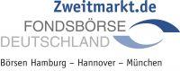 Fondsbörse Deutschland übernimmt Deutsche Zweitmarkt