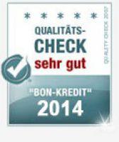 Kredit ohne Schufa Rangliste des Jahres 2014!