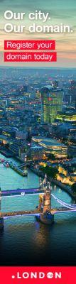 London-Domains gehen am 9. September an den Start