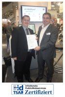 TSA-Teleport zertifiziert cit intelliForm für TSA-Zuständigkeitsfinder
