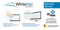 WhiteHat Security zeigt auf it-sa Schwachstellenmanagement für Web-Anwendungen und mobile Apps