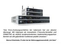 """Wohnungsgenossenschaft """"Carl Zeiss"""" eG nutzt Produkte von Cyberoam"""