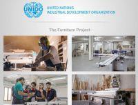 UNIDO Furniture Project - Holzbearbeitungsmaschinen für eine bessere Zukunft