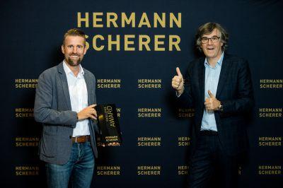 02 Ulbrich Normen Ulbrich holt den Award nach Bardowick, Fotograf Dominik Pfau
