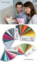 Farbberatung fällt leichter mit dem richtigen Werkzeug und professionellem Wissen - DS COLORS Beratungszubehör