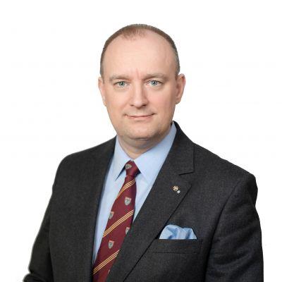 Senior Consultant Andreas Winheller