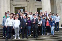 34 Nachwuchs-Fachkräfte aus Spanien beginnen ihre Ausbildung in Niedersachsen nach einem Online Live Learning Sprachkurs