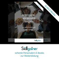 Skillgainer schenkt Personalern E-Books zur Weiterbildung