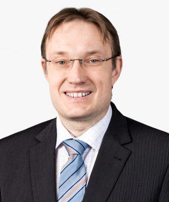 Timo Keppler, Geschäftsführer der Allensbach Hochschule GmbH